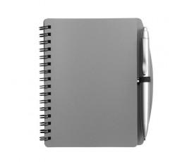 Libreta A6 con bolígrafo -...