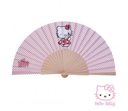 Abanico Hello Kitty - A7257