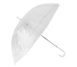 Paraguas transparente - B6487