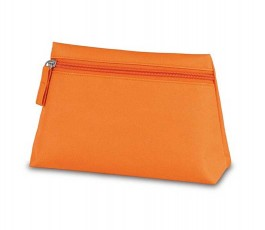 neceser de poliester modelo A9147 color naranja para personalizar como regalo publicitario