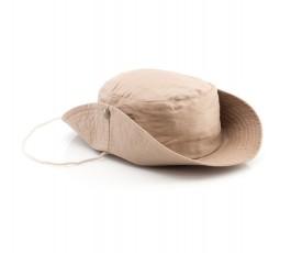 sombrero tipo safari modelo A9335 color kaki para personalizar con logo