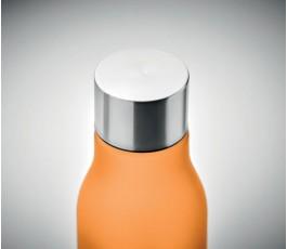 botella de agua de RPET modelo C6237 color naranja