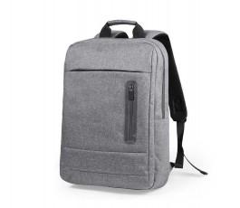 mochila para ordenador y movil modelo A5446 color gris
