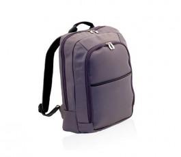 "mochila de 14"" modelo A3668 color gris en fondo blanco"