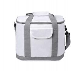 bolsa nevera para personalizar con logo modelo A6813 color blanco