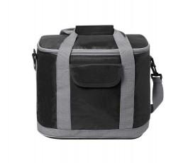 bolsa nevera para personalizar con logo modelo A6813 color negro