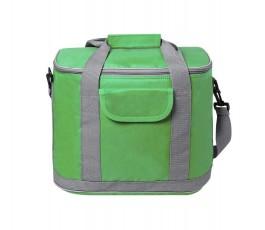 bolsa nevera para personalizar con logo modelo A6813 color verde