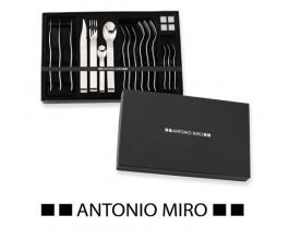 Cubertería Antonio Miró -...