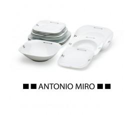 Vajilla Antonio Miró - A7152