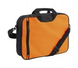 maletin portadocumentos modelo B6157 color naranja