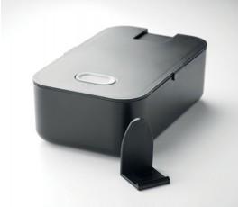 fiambrera modelo C6205 con soporte para telefono color negro