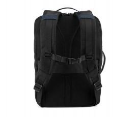 asas de la mochila de la mochila y bolsa de viaje juntas