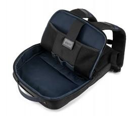 interior de la mochila de la asas de la mochila de la mochila y bolsa de viaje juntas