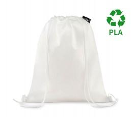 mochila de cuerdas ecologica de PLA con sello