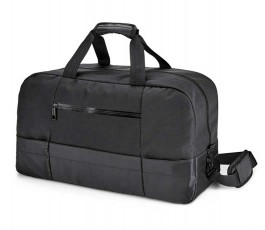 bolsa de deporte extra grande modelo ZS92520 color negro