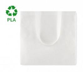 Bolsa publicitaria ecologica de PLA  con sello PLA