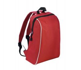 mochila modelo A3324 de color rojo en fondo blanco