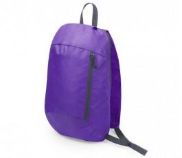 mochila publicitaria barata modelo A5228 color morado