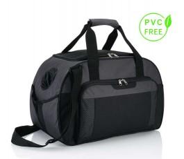bolsa de fin de semana de color negro modelo 707342 sin PVC
