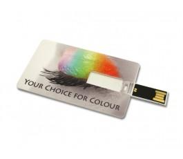 Memoria USB Tarjeta de crédito
