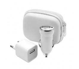 Set cargadores USB - A4331R