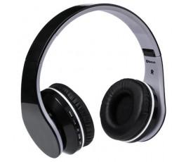 Auriculares Bluetooth plegables modelo A4938 color negro