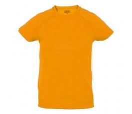 Camiseta técnica infantil -...