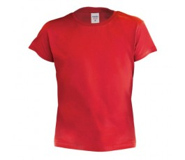 Camiseta infantil color- A4198