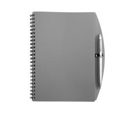 Libreta A5 con bolígrafo -...