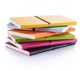 Cuaderno A5 tapa blanda -...