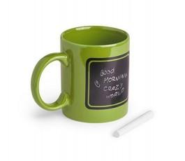 taza pizarra modelo A5038 color verde