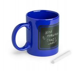 taza pizarra modelo A5038 color azul