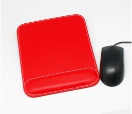 Alfombrilla ergonomica barata color rojo