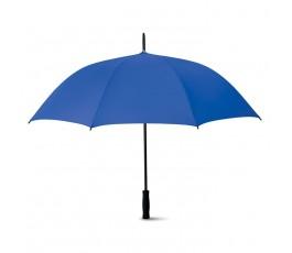paraguas grnade publicitario modelo C8581 color azul royal abierto