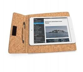 funda para tablet con boligrafo para personalizar con logo con tablet