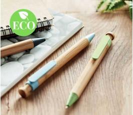 Bolígrafo de bambú - C9481