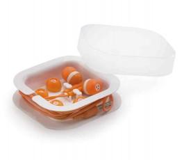 Auriculares baratos en caja de plastico para personalizar