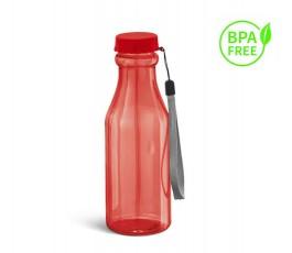 botella de agua de Tritan modelo zs94663 con sello BPA FREE