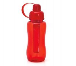 bidon con enfriador en el interior color rojo