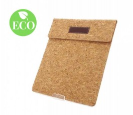 Funda tablet de corcho -...