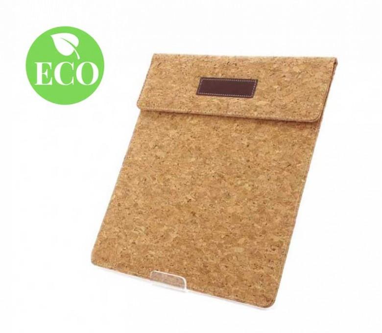 funda para tablet para personalizar con logo con sello ECO