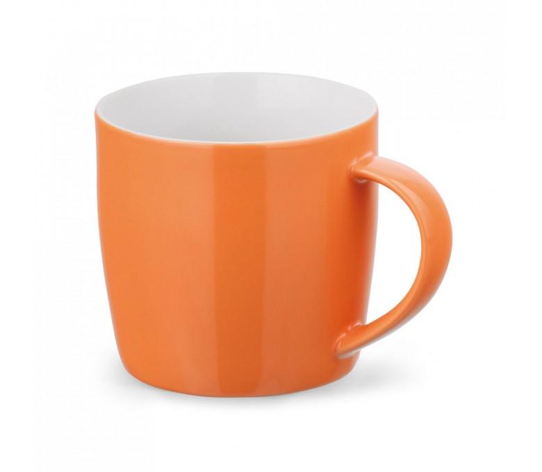 taza de ceramica modelo ZS93833 de color naranja