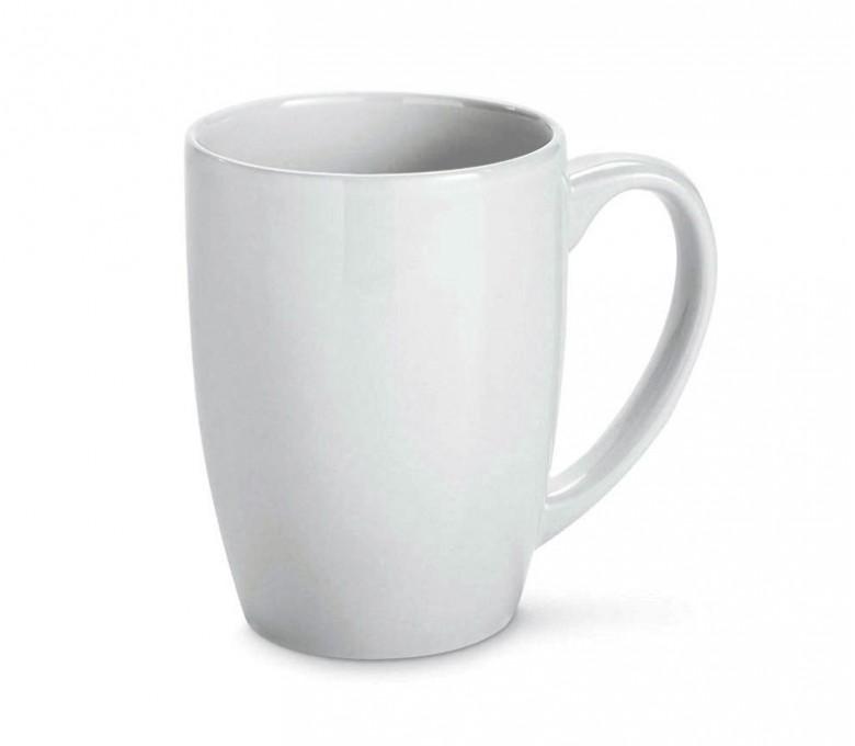 taza de porcelana modelo ZS93888 de color blanco
