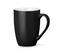 taza de ceramica modelo ZS93832 de color negro