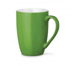 taza de ceramica modelo ZS93832 de color verde