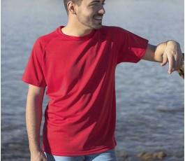 Camiseta técnica adulto -...