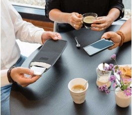 Uso de la funda bloqueo emisiones wifi y BT