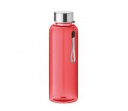 Botella de agua RPET modelo C9910 color rojo