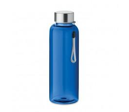 Botella de agua RPET modelo C9910 color azul
