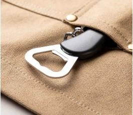 Detalle del bolsillo del delantal premium modelo A6295